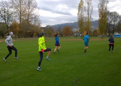 running fundamentals