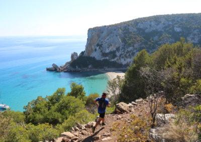 Trailrunning Sardinien mit indurance Switzerland und bici.ch