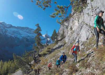 Trailrunning Lenk