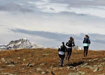Trailrunning Engadin Sils